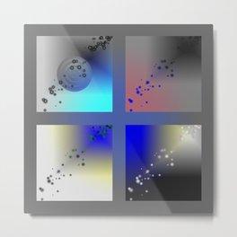 Colour filters Metal Print
