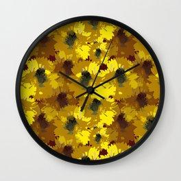 Busy Bee Design Wall Clock