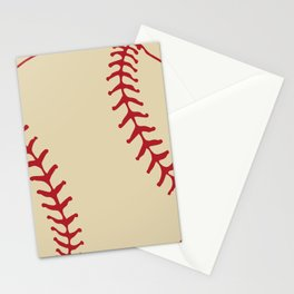 Baseball Kids Room Decor Stationery Cards
