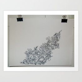 Illustrate 2.4 Art Print