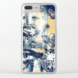 Phillip of Macedon series 11 Clear iPhone Case
