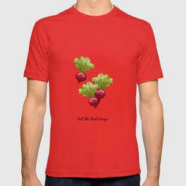 Let The Beet Drop T-shirt