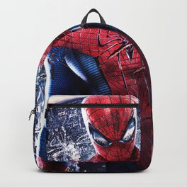 amazing spider  man Backpack