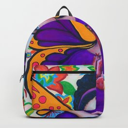 Frida Kahlofly Backpack