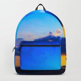 Angel sky Backpack