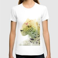 leopard T-shirts featuring Leopard by EtOfficina