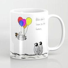 To be a Flying Penguin Mug
