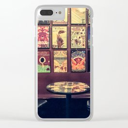 Wall Art Clear iPhone Case