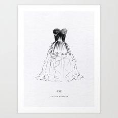 LBD Two Art Print
