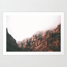 Utah II Art Print