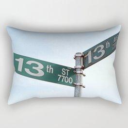 Lucky Junction Rectangular Pillow