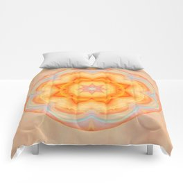 Mandala energy boost Comforters