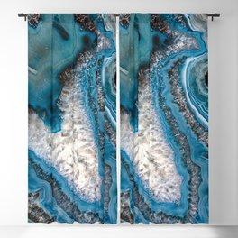 Ocean Blue Agate 3061 Blackout Curtain