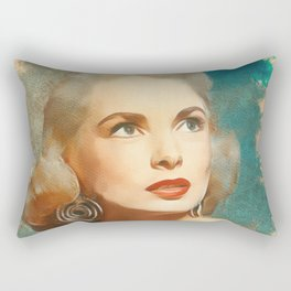 Janet Leigh, Hollywood Legend Rectangular Pillow