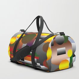 Let' talk a coversation between structures Duffle Bag