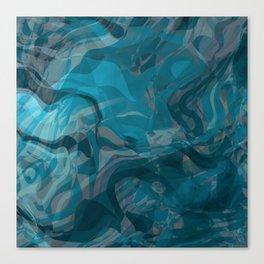 Fade into You Canvas Print