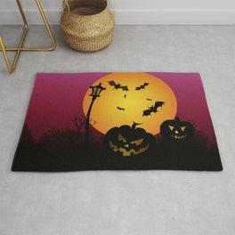Spooky Halloween 6 Rug