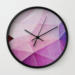 Visualisms Wall Clock