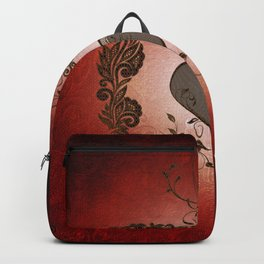Wonderful heart Backpack