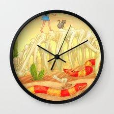 The Deadly Desert Wall Clock