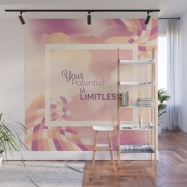 Your Potential is Limitless Wall Mural