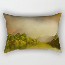 Guardians of the Mist Rectangular Pillow