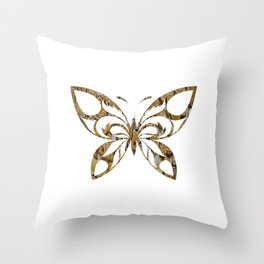 Butterfly 192 Throw Pillow