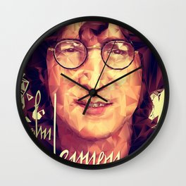 Beatle Music Legend Polyart Wall Clock
