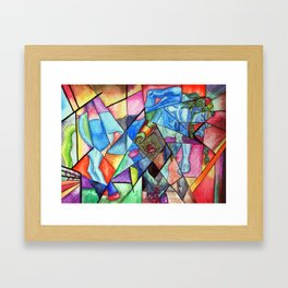 Chiron Framed Art Print
