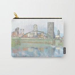 Birmingham Bridge Carry-All Pouch