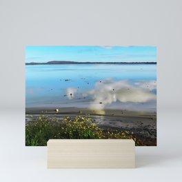Lake Beeac Reflections Mini Art Print