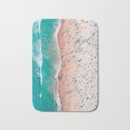 Endless beach Bath Mat