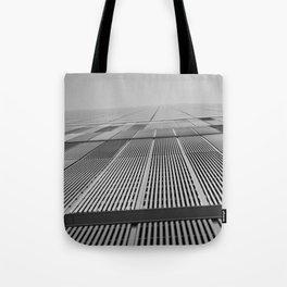 NEW YORK BUILDING.  Tote Bag