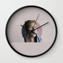 STARS IN YOUR MULTITUDE Wall Clock