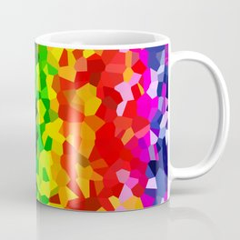 Rainbow Moon Love Coffee Mug