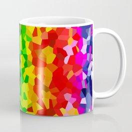 Rainbow Moon Love Coffee Mug