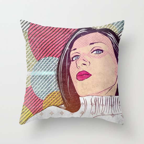 Nantin Throw Pillow