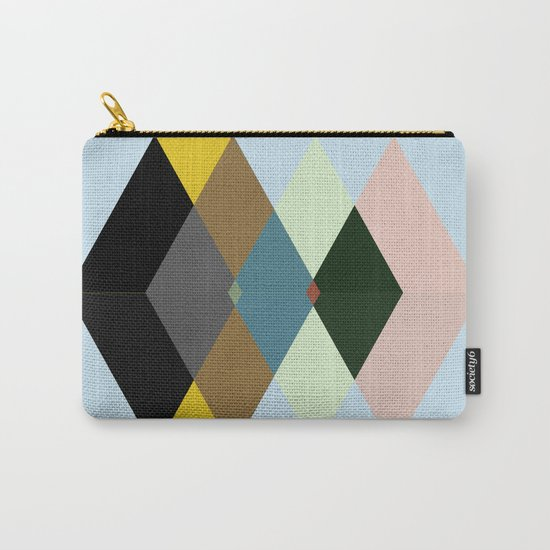 Abstract #709 Carry-All Pouch