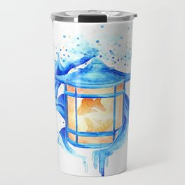 Light up my path Travel Mug