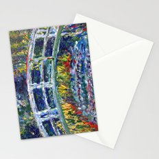 Monet Interpretation Stationery Cards