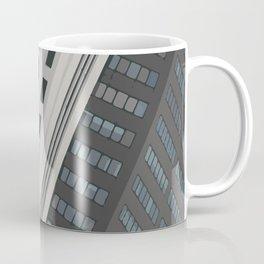 Singapur Skyline Glas Window Front Coffee Mug