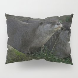 Otter Pair Pillow Sham