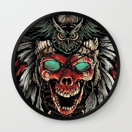 Rouge Total Grand Chef Wall Clock