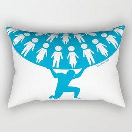 Thank You gift Rectangular Pillow