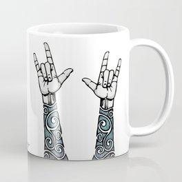 Double Rock Sleeve Coffee Mug