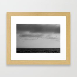 Victoria Winds Framed Art Print