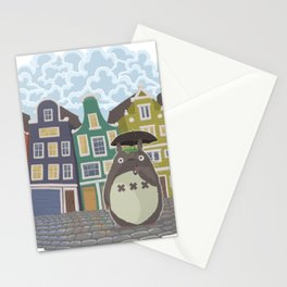 My neighbor Amsterdam Stationery Cards