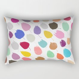 lanterns 2 Rectangular Pillow