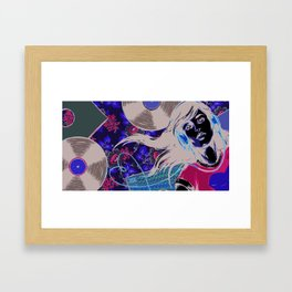 soundscape Framed Art Print