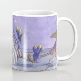 A Nightmare has my Bear Coffee Mug